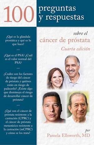 Bog, paperback 100 Preguntas y Respuestas Sobre El Cancer de Prostata af Pamela Ellsworth