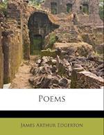 Poems af James Arthur Edgerton