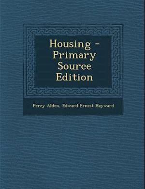 Housing af Edward Ernest Hayward, Percy Alden