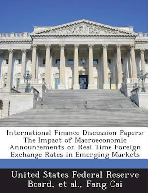 International Finance Discussion Papers af Fang Cai