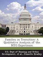 Families in Transition af Jeanette Bradley