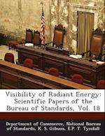 Visibility of Radiant Energy af K. S. Gibson, E. P. T. Tyndall