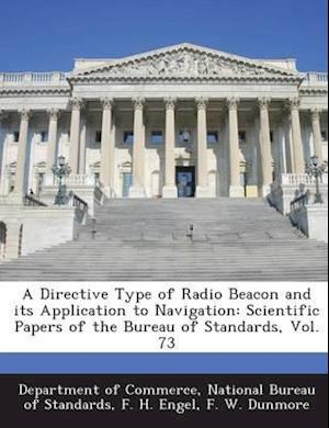 A Directive Type of Radio Beacon and Its Application to Navigation af F. H. Engel, F. W. Dunmore