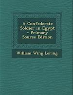 A Confederate Soldier in Egypt af William Wing Loring