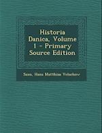 Historia Danica, Volume 1