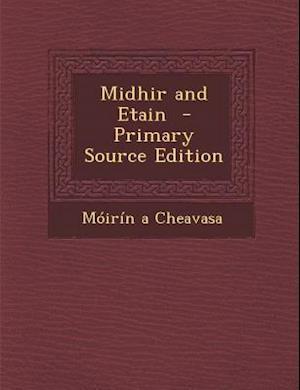 Midhir and Etain af Moirin a. Cheavasa