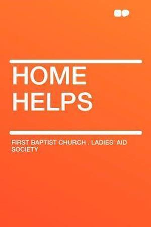 Home Helps af First Baptist Church Ladies Society