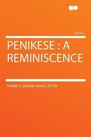 Penikese af Frank H. Lattin