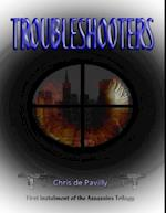 Troubleshooters - The Assassins Trilogy af Chris de Pavilly