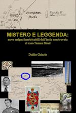 Mistero E Leggenda