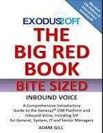 Big Red Book - Bite Sized - Inbound Voice af Adam Gill