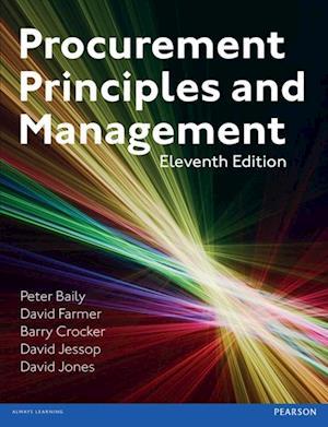 Procurement, Principles & Management af David Jones