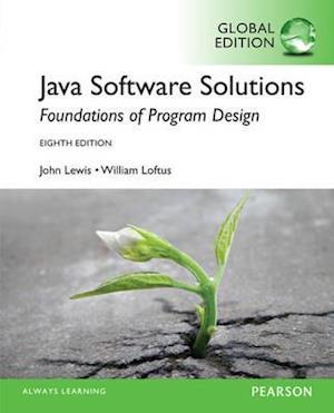 Java Software Solutions: Global Edition af John Lewis