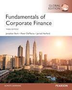 Fundamentals of Corporate Finance, Global Edition af Jonathan Berk