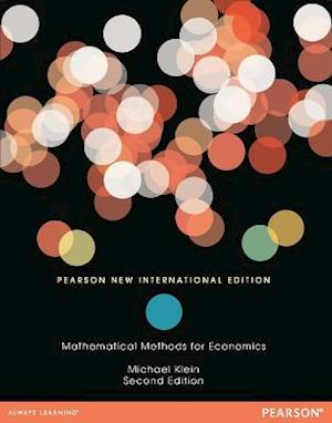 Mathematical Methods for Economic af Michael Klein