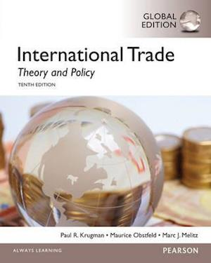 International Trade: Theory and Policy: Global Edition af Paul Krugman