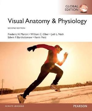 Visual Anatomy & Physiology OLP with eText af Frederic H. Martini