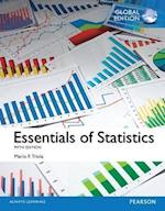 Essentials of Statistics OLP with Etext