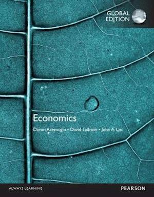 Economics with Myeconlab af Daron Acemoglu