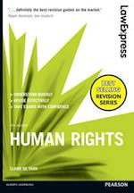 Law Express: Human Rights (Law Express)