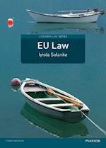 EU Law MyLawChamber Pack af Iyiola Solanke