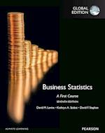 Business Statistics: A First Course af David M. Levine
