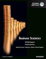 Business Statistics: A First Course, Global Edition af David M. Levine