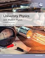 University Physics with Modern Physics with Masteringphysics, Global Edition af Hugh D Young
