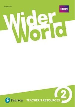 Bog, paperback Wider World 2
