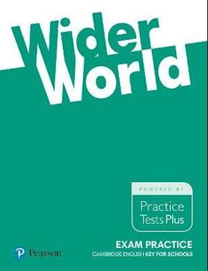 Bog, paperback Wider World Exam Practice: Cambridge English Key for Schools