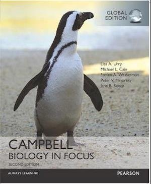 Campbell Biology in Focus af Lisa A. Urry
