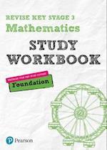 REVISE Key Stage 3 Mathematics Foundation Workbook (REVISE KS3 Maths)
