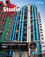 Studio Edexcel GCSE French Higher Student Book (Studio Edexcel GCSE French)