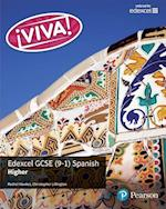 Viva! Edexcel GCSE Spanish Higher Student Book (Viva Edexcel GCSE Spanish)