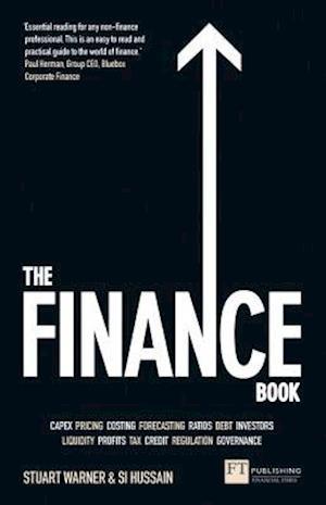 Bog, paperback The Finance Book af Stuart Warner