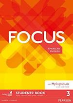 Focus Ame 3 Students' Book & MyEnglishLab Pack (Focus)