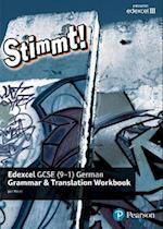 Stimmt! Edexcel GCSE German Grammar and Translation Workbook (Stimmt Edexcel GCSE German)