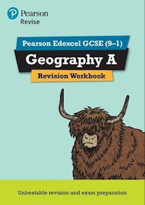 Bog, paperback REVISE Edexcel GCSE (9-1) Geography A Revision Workbook af Alison Barraclough
