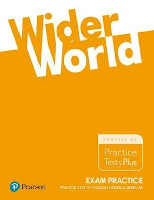 Bog, paperback Wider World Exam Practice: Pearson Tests of English General Level Foundation (A1)
