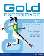 Gold Experience Language and Skills Workbook A1 (Gold Experience)