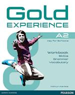 Gold Experience Language and Skills Workbook A2 (Gold Experience)