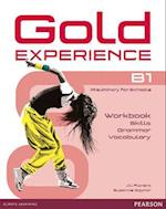 Gold Experience Language and Skills Workbook B1 (Gold Experience)