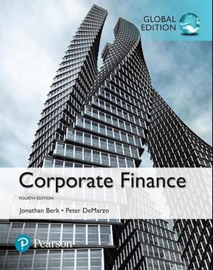 Corporate Finance, Global Edition af Jonathan Berk, Peter DeMarzo