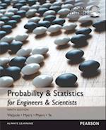 Probability & Statistics for Engineers & Scientists, MyStatLab, Global Edition