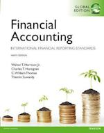 Financial Accounting Plus MyAccountingLab with Pearson eText af Themin Suwardy, Charles T. Horngren, Walter T. Harrison