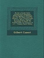 Iles de La Societe Tahiti af Gilbert Cuzent