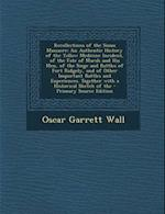 Recollections of the Sioux Massacre af Oscar Garrett Wall