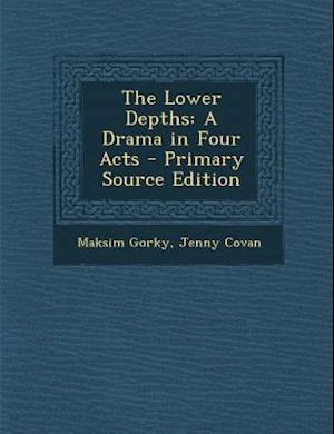 The Lower Depths af Maksim Gorky, Jenny Covan