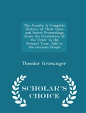 The Jesuits af Theodor Griesinger