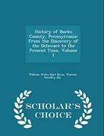 History of Bucks County, Pennsylvania af William Watts Hart Davis